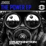 JONDOG - The Power EP (Front Cover)