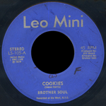 BROTHER SOUL - Cookies (Front Cover)