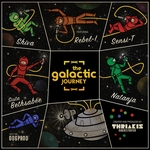 THRIAKIS DUB DESTROYER - The Galactic Journey (Front Cover)