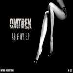 OMTREK - As If By EP (Front Cover)