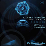OLIVIER BERGER - Close Your Eyes (Front Cover)