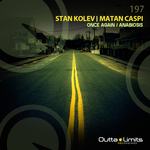STAN KOLEV/MATAN CASPI - Once Again/Anabiosis (Front Cover)