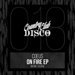 COEUS - On Fire EP (Front Cover)