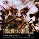 DOCTOR TERROR/NOISEKICK/STINGER/PARANOIZER/DOCTOR TERROR/UKTM/HELLSEEKER/GROANER - Noisekick Records 019 (Front Cover)
