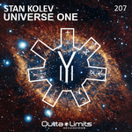 STAN KOLEV - Universe One (Front Cover)