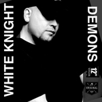 WHITE KNIGHT - Demons (Front Cover)