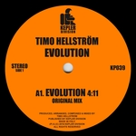 TIMO HELLSTROEM - Evolution (Front Cover)