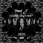 HARD J - Bastards EveryWhere (Front Cover)
