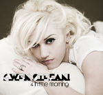 GWEN STEFANI - 4 In The Morning (UK Version) (Front Cover)
