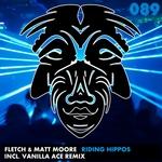 FLETCH (UK)/MATT MOORE - Riding Hippos (Front Cover)