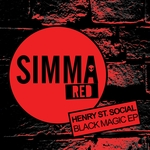 HENRY ST SOCIAL - Black Magic EP (Front Cover)