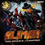 ALIMAN - Big Roar 2/Wanted (Front Cover)