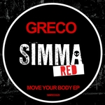 GRECO (NYC) - Move Your Body EP (Front Cover)