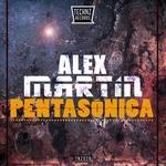 ALEX MARTIN - Pentasonica (Front Cover)