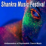 VARIOUS - Shankra Music Festival (Ambassadors Of Psychedelic Trance Music) (Front Cover)