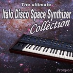 PROXYON - The Ultimate Italo Disco Space Synthizer Collection (Front Cover)
