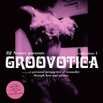 DJ NATURE - Groovotica Collection 1 (Front Cover)