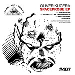 OLIVER KUCERA - Spaceprobe EP (Front Cover)