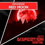 PSYCHOZIZ - Red Moon (Front Cover)