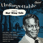 NAT KING COLE - Unforgettable (Front Cover)
