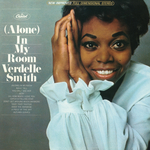 VERDELLE SMITH - (Alone) In My Room (Front Cover)