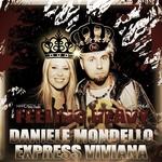 EXPRESS VIVIANA/DANIELE MONDELLO - Feeling Heavy (Front Cover)