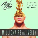 DIGITAL FARM ANIMALS/CASH CASH - Millionaire (Front Cover)