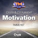 CRUZE & DJ KAMBEL - Motivation (Front Cover)