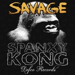 SPANXY KONG - Savage (Front Cover)