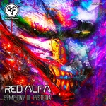 RED ALFA - Symphony Of Hysteria (Front Cover)