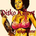 DISKO KILLERS - Funky Time (Front Cover)