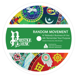 RANDOM MOVEMENT - Nobody's Business/Remember Your Purpose (Front Cover)