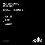 ANDY CLOCKWORK - Jolly Lake (Front Cover)