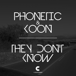 PHONETIC/KOON - They Don't Know (Front Cover)