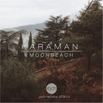 KARAMAN - Moon Beach EP (Front Cover)