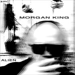 MORGAN KING - Alien (Front Cover)