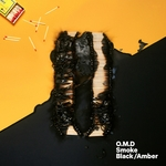 OMD - Smoke: Black/Amber (Front Cover)