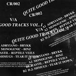Quite Good Tracks Vol I