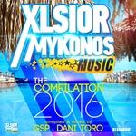 Xlsior Mykonos - The Compilation 2016