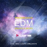 Progressive EDM Breaks & Drops (Sample Pack WAV/MIDI)