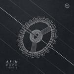 AFIA - Fuck EP (Front Cover)