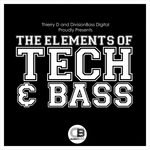 VARIOUS - The Elements Of Tech & Bass (Front Cover)