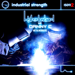 HYBRIDONHARD Vs DANNY C - Metalworkers (Front Cover)