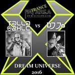 TALLA 2XLC vs DJ JO - Dream Universe 2016 (Front Cover)