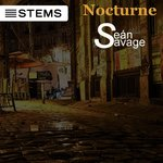 SEAN SAVAGE - Nocturne (Front Cover)