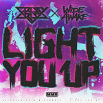 CRISSY CRISS & WIDE AWAKE - Light You Up (Front Cover)