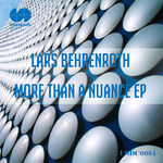 LARS BEHRENROTH - More Than A Nuance (Front Cover)