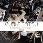 TATSU/GURI - Chicago At Night (Front Cover)
