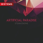 ARTIFICIAL PARADISE - Steam Engine (Front Cover)