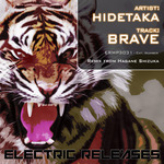 HIDETAKA - Brave (Front Cover)